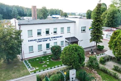 Zdjęcie - Biurowiec ZAW-KOM